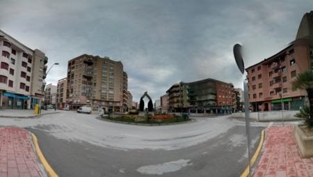 Nexus 4 ejemplo panorámica esférica