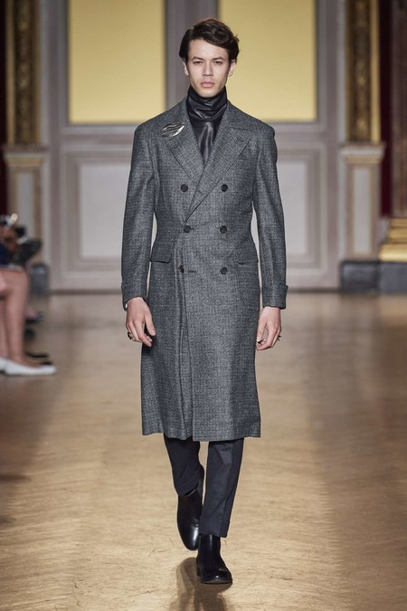 Antonio Grimaldi Fall Winter 2019 Runway Show 04