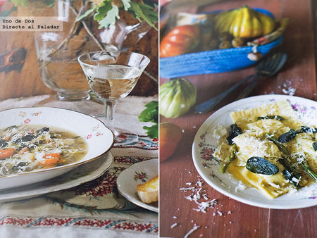Limoncello and Linen Water. El nuevo libro de recetas de Tessa Kiros