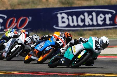 CEV Buckler 2012: Carmelo Morales, Jordi Torres y Luca Amato se llevan la victoria en MotorLand