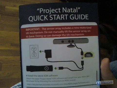 Foto de Project Natal tester (7/8)