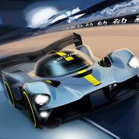 ¡Confirmado! El Aston Martin Valkyrie participará en la nueva categoría de hiperdeportivos del WEC