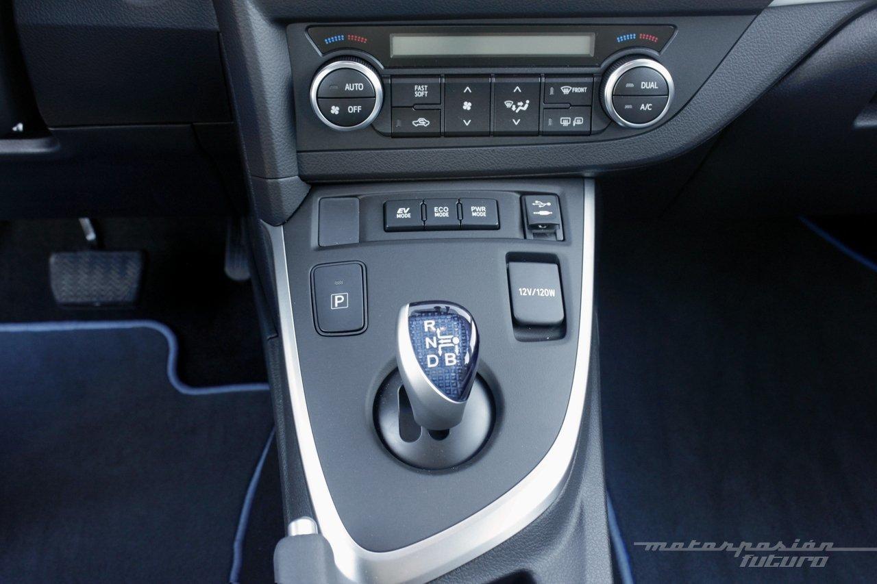 Foto de Toyota Auris Hybrid 2013 (6/21)