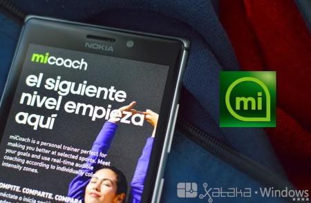 Adidas miCoach llega en exclusiva para los Nokia Lumia Windows Phone 8