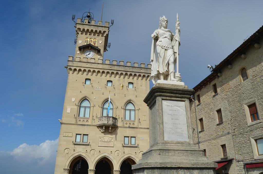 San Marino Pedro