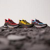 New Balance lanza su colección de zapatillas All Terrain, para los amantes de la carrera por la montaña