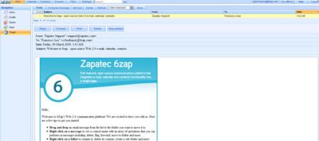 6zap, plataforma de comunicación integral open source