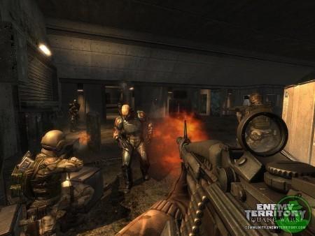 Quake Wars