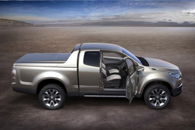 Foto de Chevrolet Colorado Show Truck (6/9)