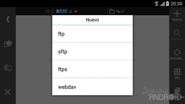 FTP Android