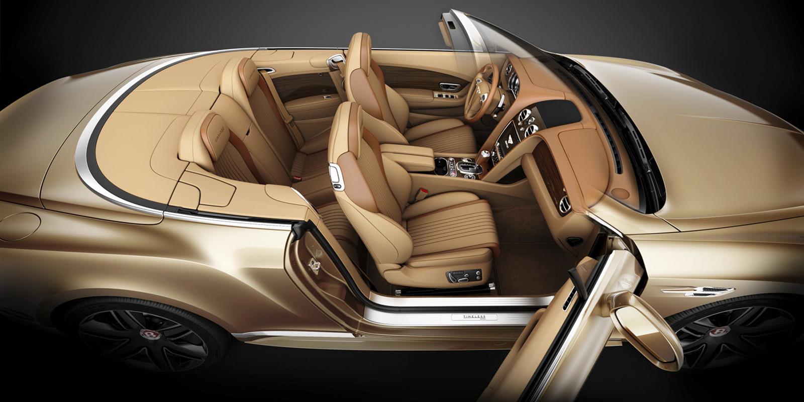 Foto de Bentley Continental GT Timeless Series (7/9)