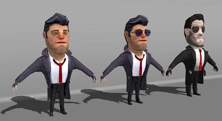 Agent A con el viejo y nuevo estilo