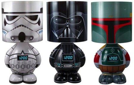 Star Wars en tu lámpara