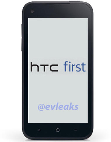 HTC first aparece en una imagen antes del evento de Facebook