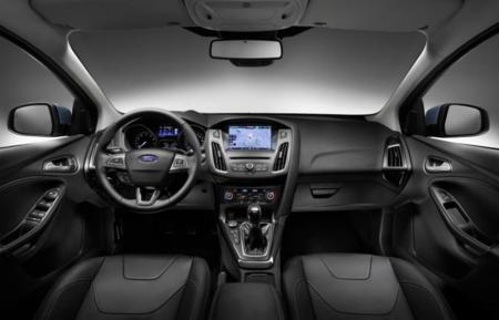 Ford Focus 2014 panel de control