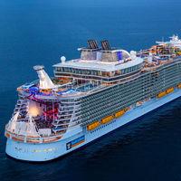 Batiendo records hasta la locura: el crucero más grande del mundo, pasará por Barcelona el próximo mes de abril