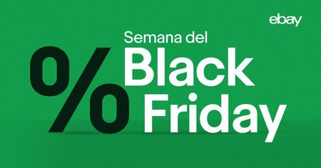 Semana del Black Friday en eBay: las 14 mejores ofertas