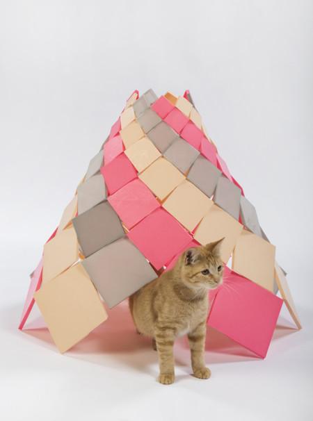Cat Houses 11