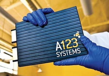 Johnson Controls adquiere la división automovilística de A123 Systems