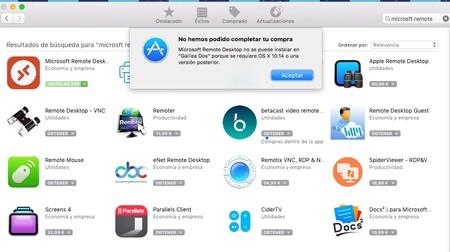 Remote App Store Mac