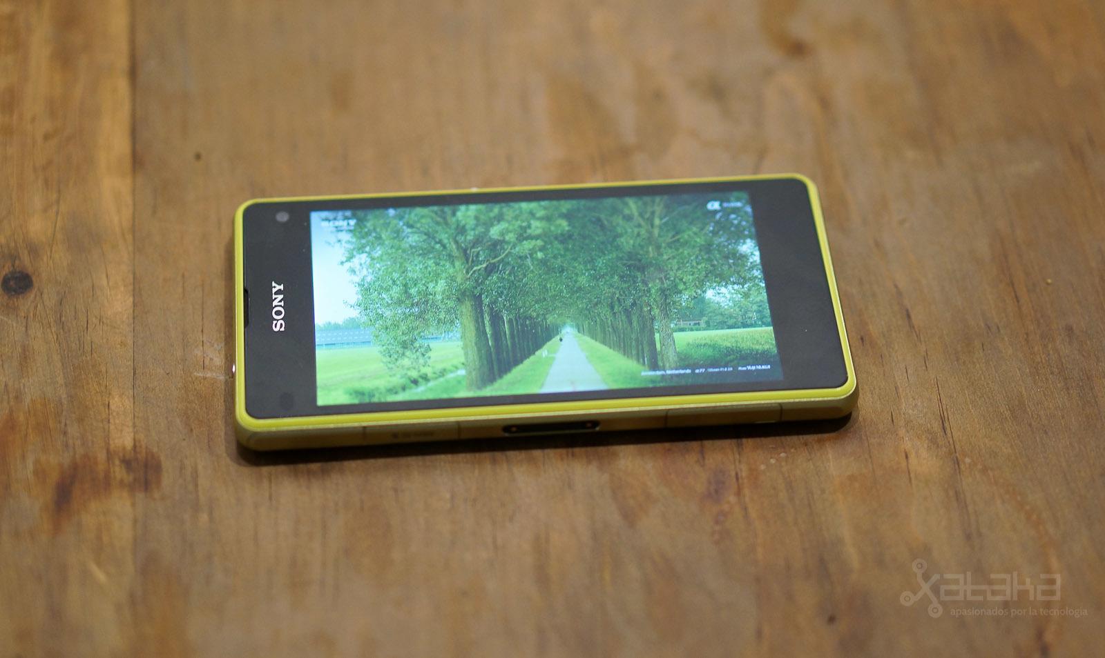 Sony Xperia Z1 Compact, lanzamiento