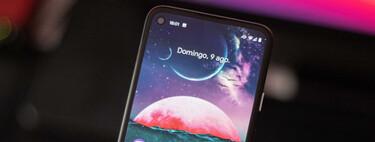 Los mejores móviles con Android puro de 2021