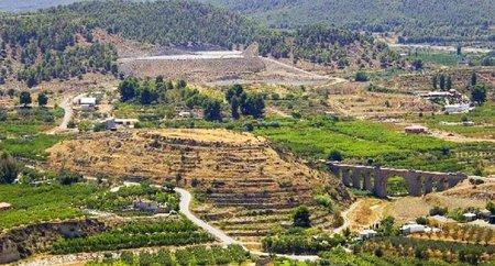 Yacimiento de la ciudad episcopal de Begastri, Murcia