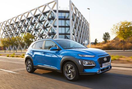 Hyundai Kona híbrido eléctrico