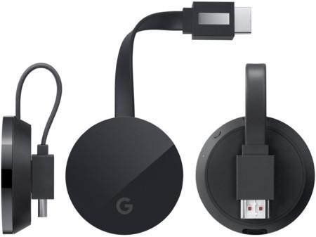 Así será el Chromecast Ultra capaz de hacer streaming de contenido 4K