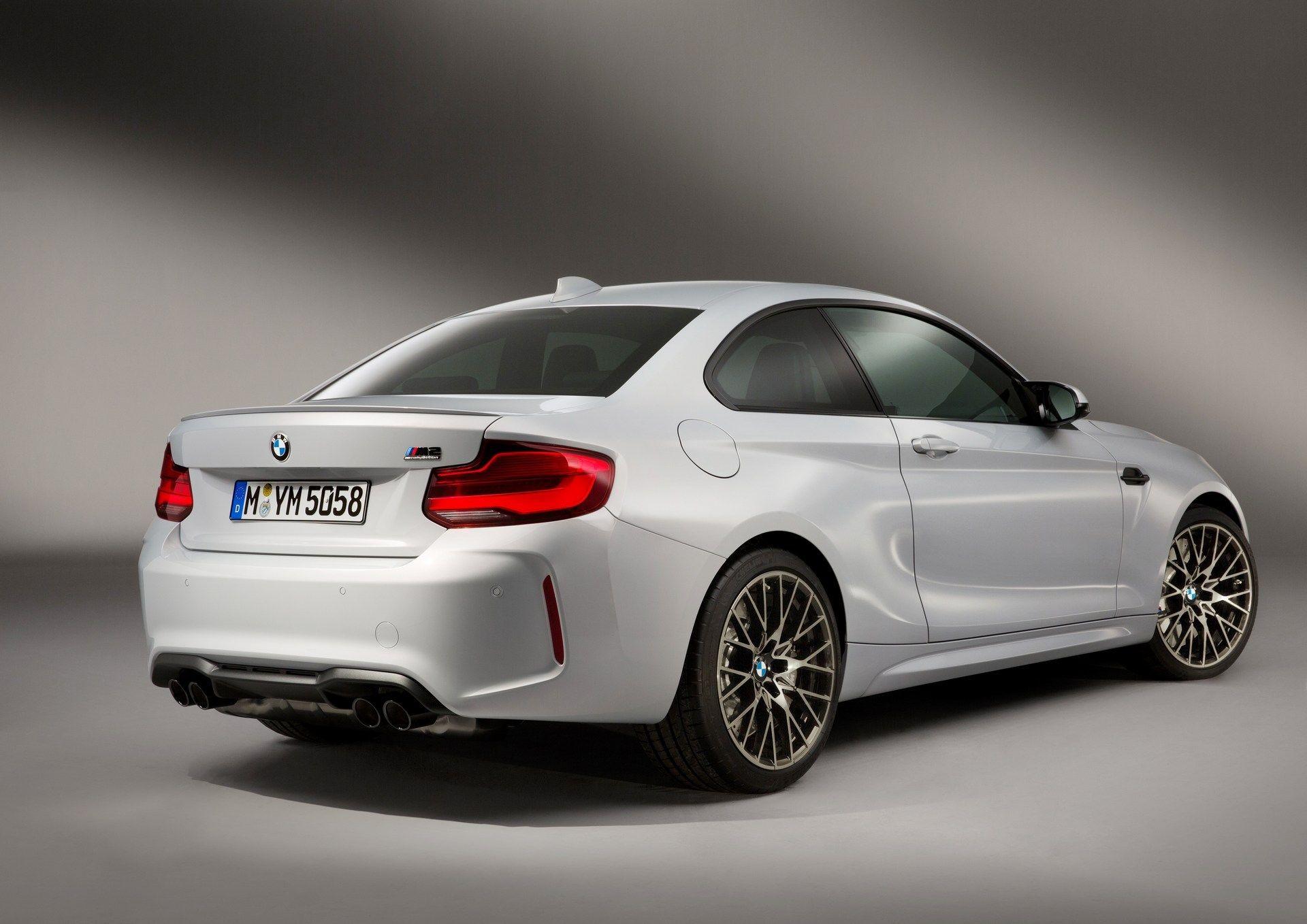 Foto de BMW M2 Competition (25/47)