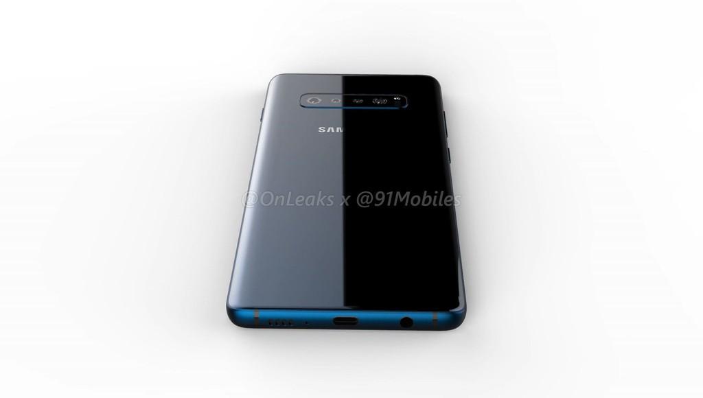 El Galaxy S10 X sería el primer smartphone 5G de Samsung y llegaría con seis cámaras y un precio de hasta 1.600 dólares