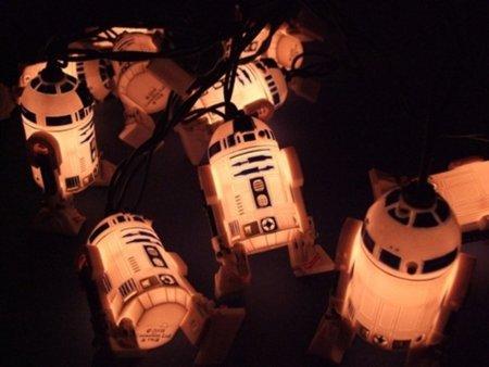 R2D2 Navidad