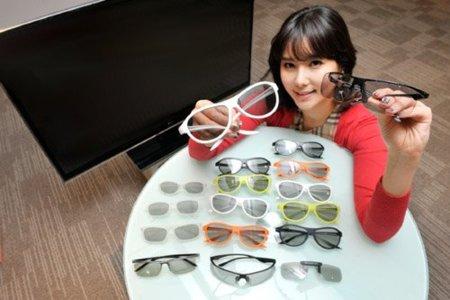 Más aplicaciones, gafas 3D y conectividad avanzada para los nuevos televisores de LG