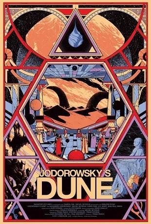 'Jodorowsky's Dune', tráiler y carteles