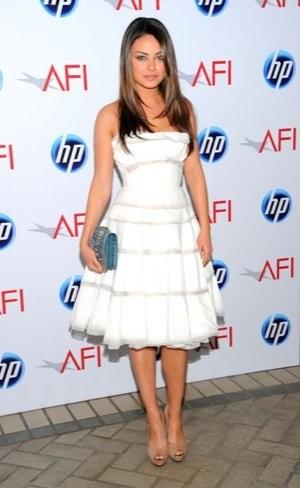 Alfombra roja de los AFI Awards 2011