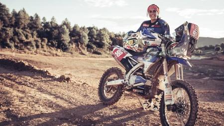 Sara Garcia Dakar 2020