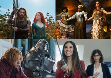 Las 11 peores películas que hemos visto en 2018