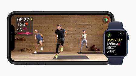 Así es Apple Fitness+, la nueva experiencia de entrenamientos personalizados para el Apple Watch