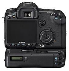 Transmisor inalámbrico para la Canon 40D