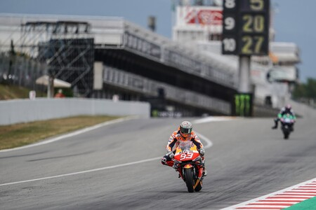 Marquez Cataluna Motogp 2021