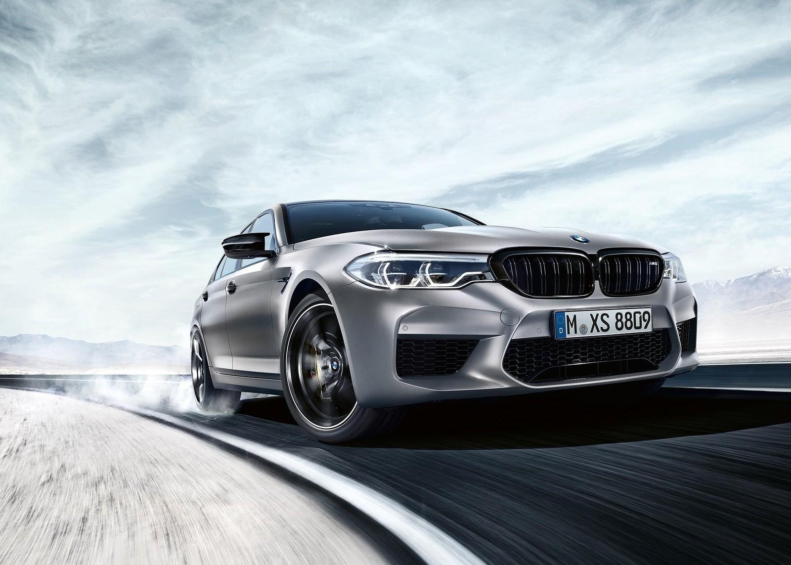 Foto de BMW M5 Competition (6/11)