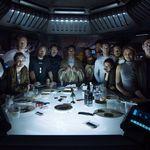 'Alien: Covenant' presenta a su tripulación con un prólogo: 'La última cena'
