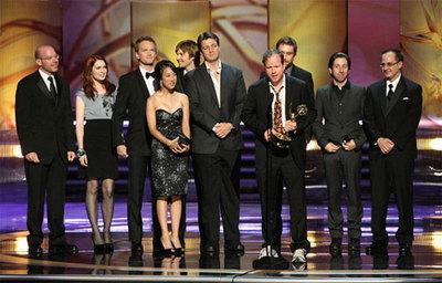 'Dr. Horrible' y Tina Fey, entre los premiados en los Creative Emmy Awards