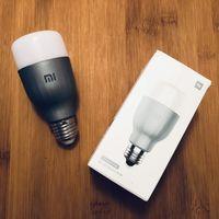 Las bombillas de Xiaomi ya son compatibles con HomeKit y Siri