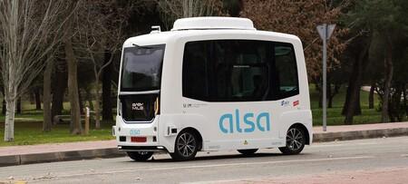 Autobus Autonomo Madrid Alsa