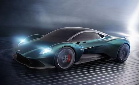 Aston Martin Vanquish Vision, así será el nuevo deportivo con motor central que llegará en el 2022