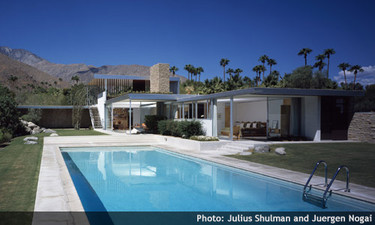 Casas con nombre: Kaufmann Desert