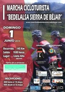 La I Marcha Bedelalsa-Sierra de Béjar (Salamanca) con descuentos