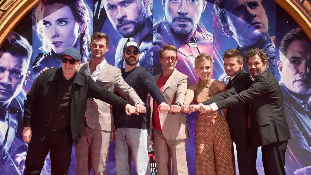 'Avengers: Endgame' is already shattering box office records with $  107 million in its first day in China