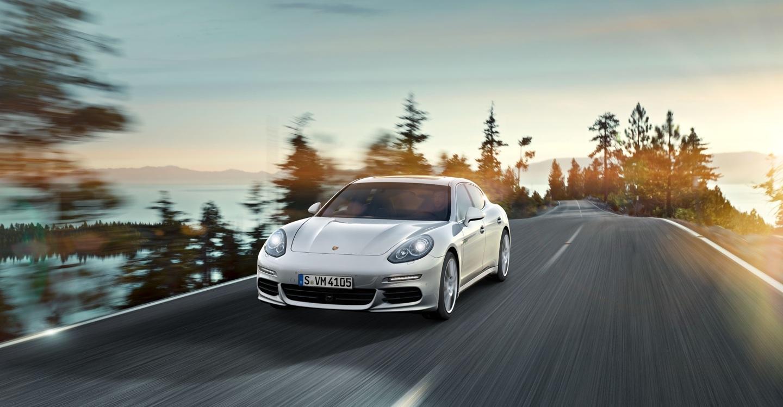 Foto de Porsche Panamera S E-Hybrid (1/11)